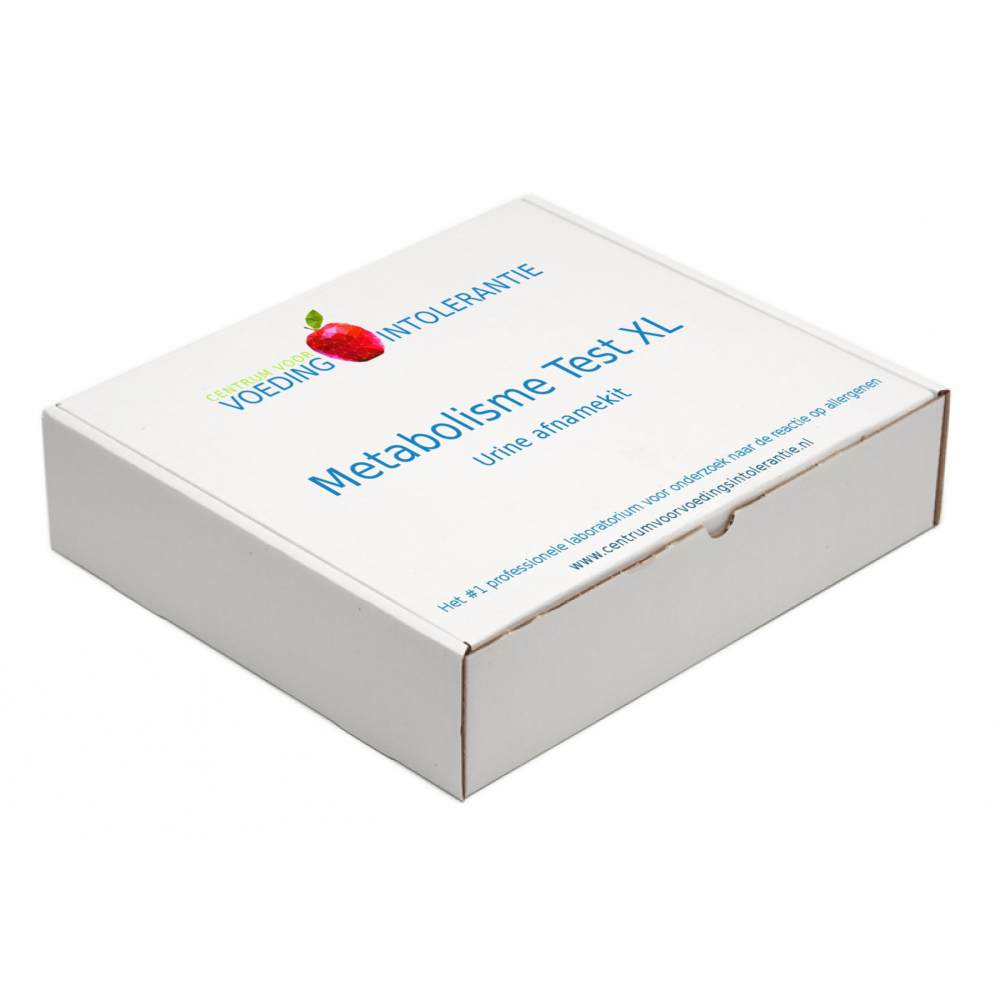 Metabolisme Test XL