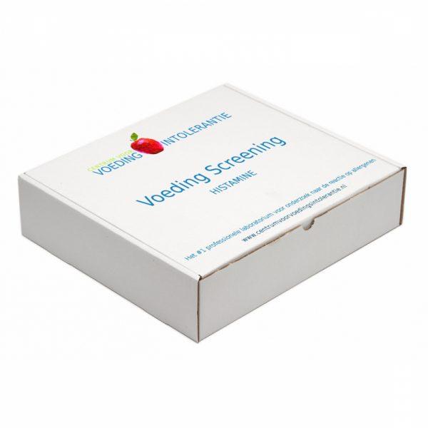 Voeding screening histamine